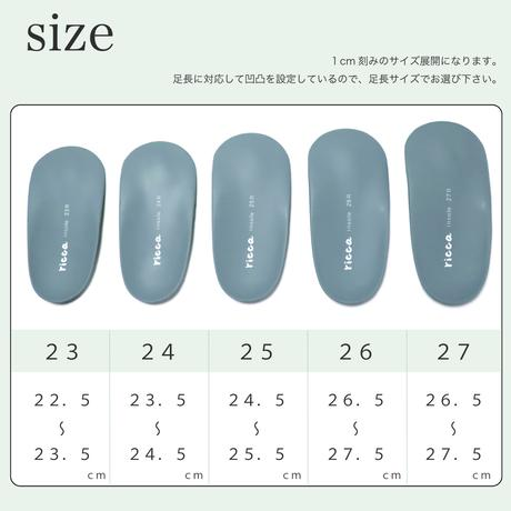 Insole 24size (23.5~24.5cm)