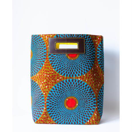 Akello Bag 4way *ビッグアイ・ブルー&オレンジ  *