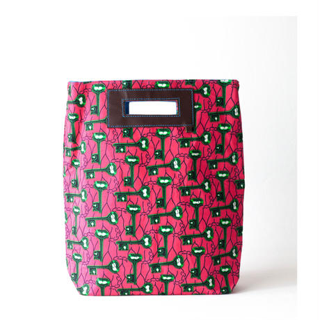 Akello Bag 4way * ピンクの鍵 *