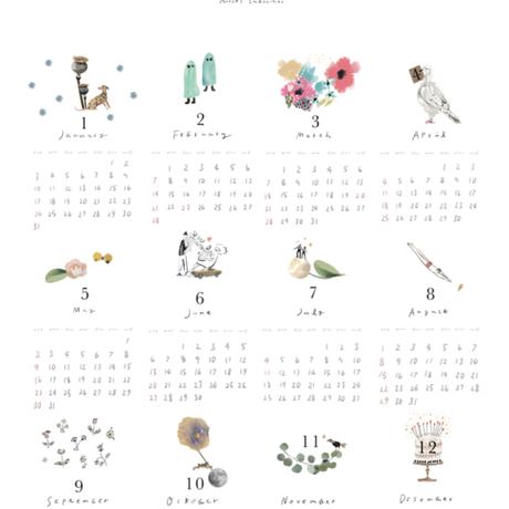 2021 Ricco.calendar