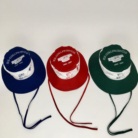 PAINTER STRAP HAT   (RED)