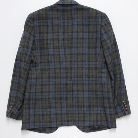 DADDY`S JACKET  (GREEN CHECK)