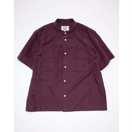 MODAL BOX SHIRT (PURPLE)