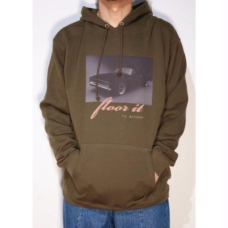 CLASSIC CAR HOODIE TYPE2