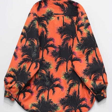 MIAMI VICE PADDING SHACKET(ORANGE)