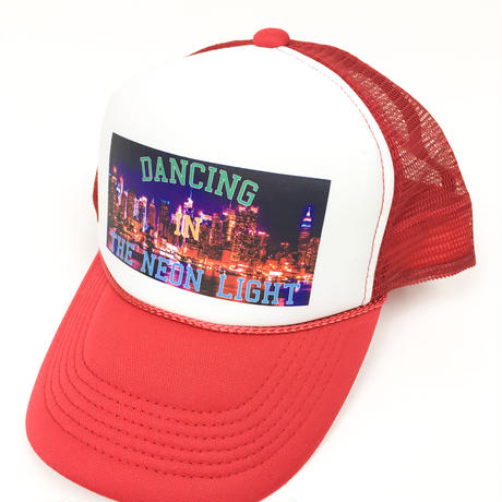 DANCING IN THE NEON LIGHT CAP