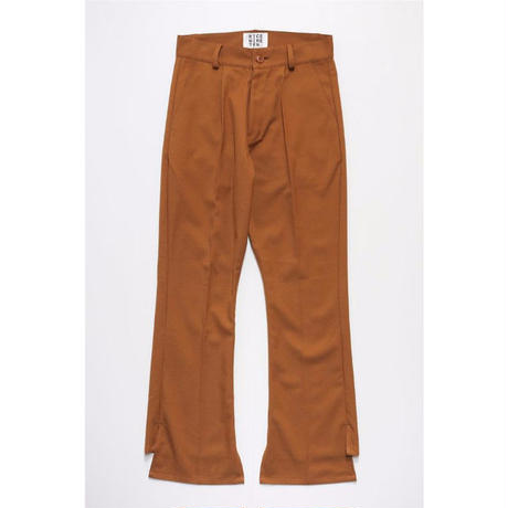 COVER UP TROUSERS (BROWN)