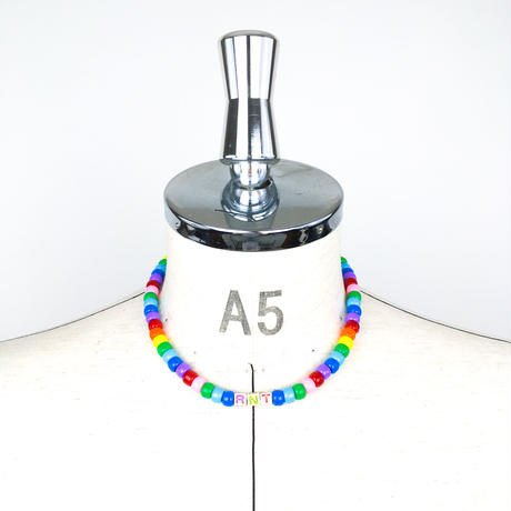 TOY BEADS NECKLACE