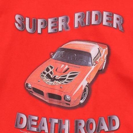 SUPER RIDER TEE TYPE 1 (RED)