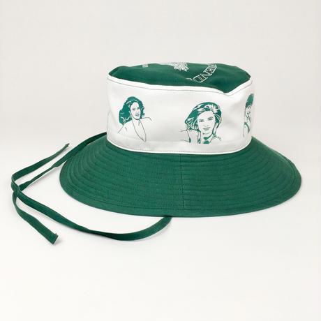 PAINTER STRAP HAT   (GREEN)
