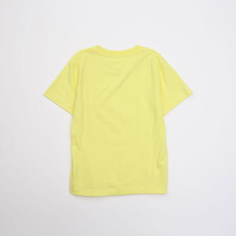 "RCDR [KIDS] ""BASIC"" TEE / LIGHT YELLOW"