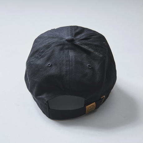 "RCDR ""ICON"" 6 PANEL CAP / BLACK"