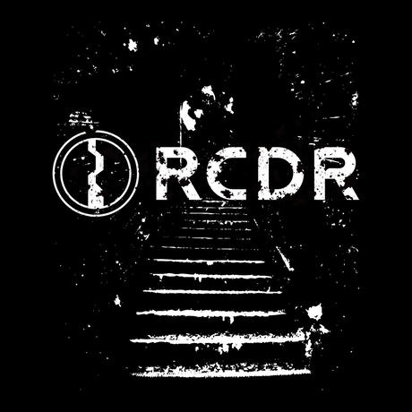 """RCDR """"R-DOOR"""" L/S TEE / CHARCOAL GRAY"""