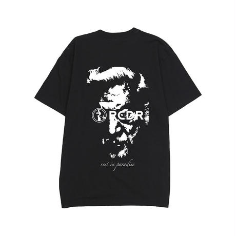 """""""REST IN PARADISE"""" TEE  [BLACK]"""