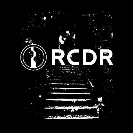 "RCDR ""R-DOOR"" P/O HOODIE / BLACK"