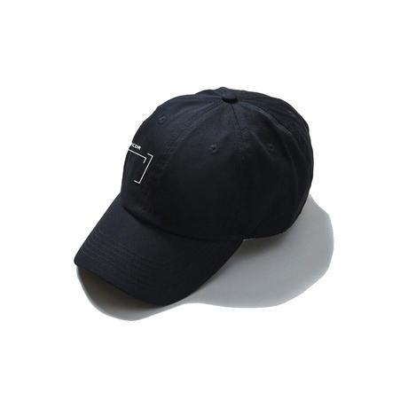 """""""WHEN ONE DOOR SHUTS"""" EMBROIDERY CAP [BLACK]"""