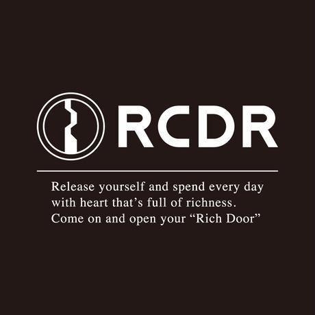 "RCDR ""BASIC"" P/O HOODIE / WHITE"