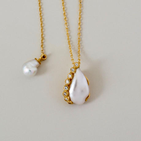 Branche south sea pearl necklace