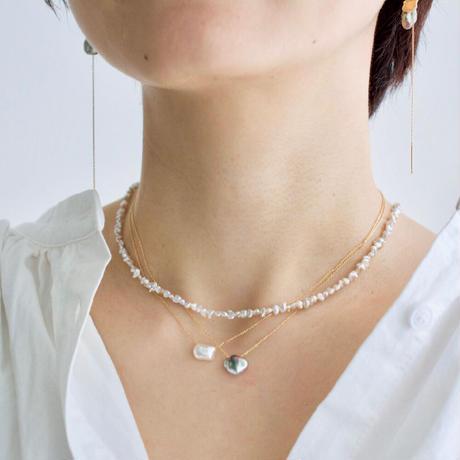 Akoya pearl sazare necklace