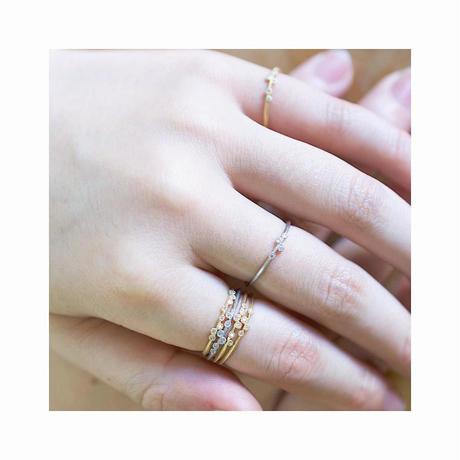Spread diamond ring 6