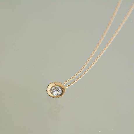 Precious diamond necklace M
