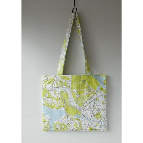 World City Map Bag  《STOCKHOLM》