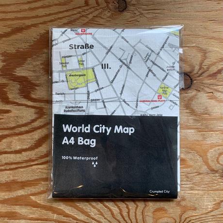 World City Map Bag  《PARIS/ illustration ver. 》