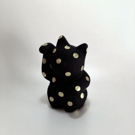 マネキドットネコ 《Dot-beckoning cat》