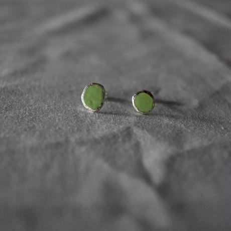 mizutamari  pierce  green