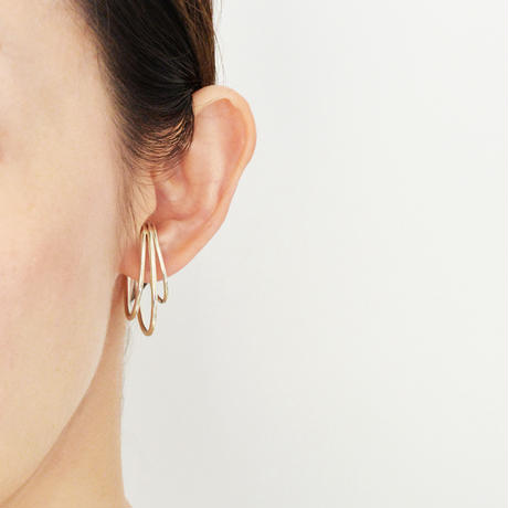 Small Orbit Ear Cuff EC-03S-S