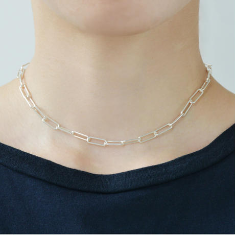 Square Chain Necklace NC-12-MIX