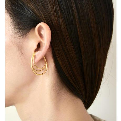 Small Orbit Ear Cuff EC-03S-YG