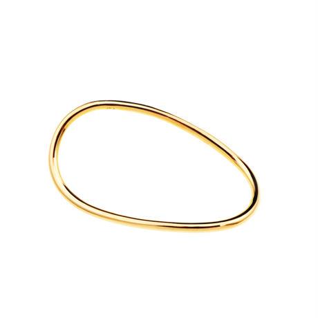 Single Wave Ring M R-02-YG