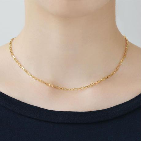 Bi-color Chain Necklace NC-11-MIX