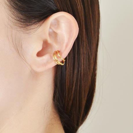 Small Dwarf Ear Cuff EC-01S-YG