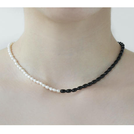 Day and Night Necklace  NC-21-P04