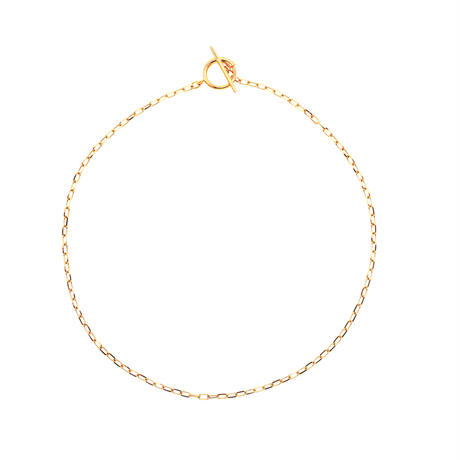 Ray Necklace NC-06-YG-40
