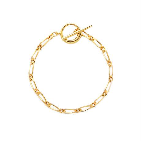Figaro Bracelet BR-04-YG