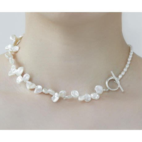 Keshi Cleo Day Necklace NC-21-P2