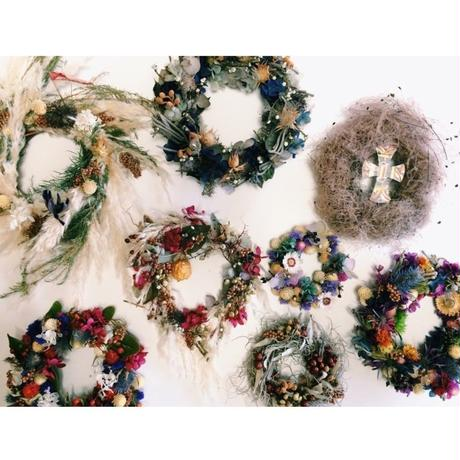 order wreath / size S