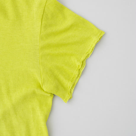 ケイト半袖Tシャツ キミドリ