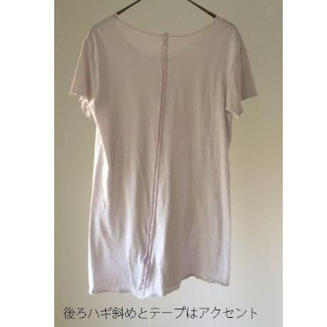 ケイト半袖Tシャツ アイスグレー