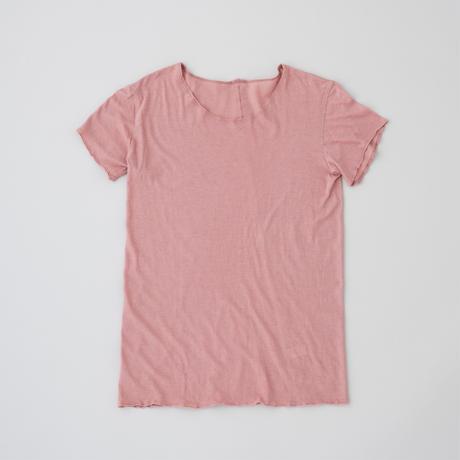 ケイト半袖Tシャツ 灰赤紫(はいあかむらさき)