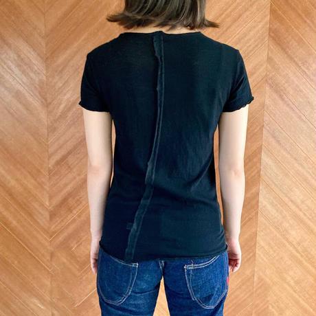 ケイト半袖Tシャツ 黒