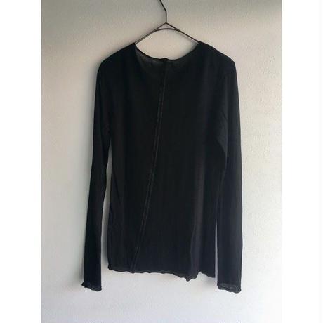 ケイト長袖Tシャツ 黒