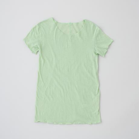 ケイト半袖Tシャツ ミントグリーン