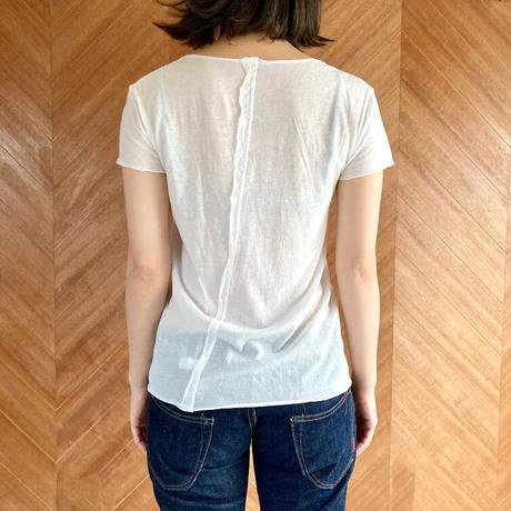 ケイト半袖Tシャツ ホワイト