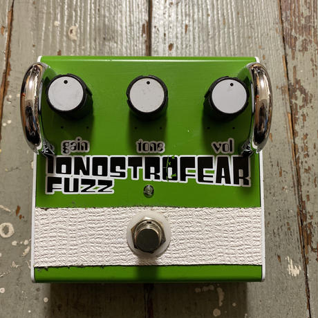 Hovercraft / Ionostrofear Fuzz