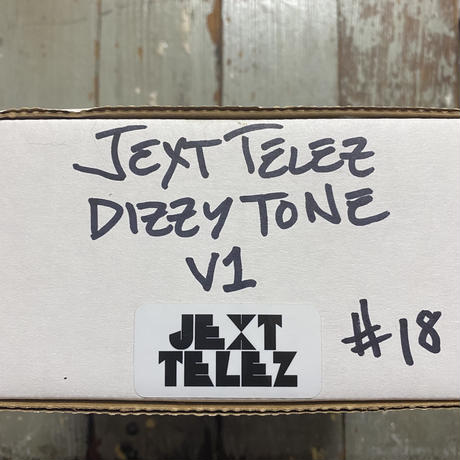 Jext Telez/ Dizzy Tone V1 (Pedal board)