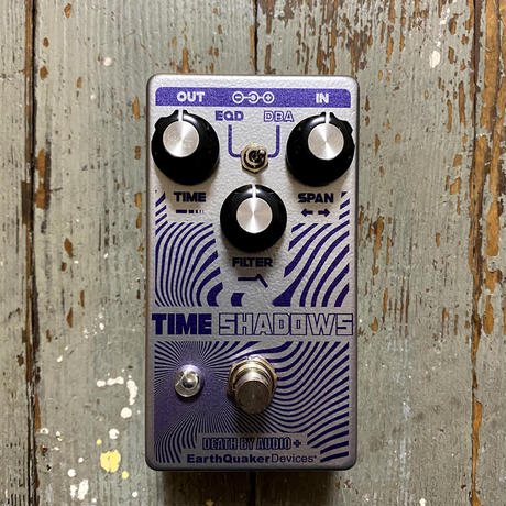 EarthQuaker Devices x Death By Audio / Time Shadows